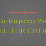 Will Contemporary Worship Kill the Choir?