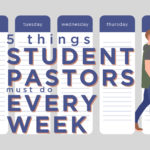 Episode 136: 5 Things Student Pastors Must Do Every Week