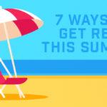 Episode 185: 7 Ways to Get Rest this Summer