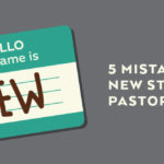 Episode 189: 5 Mistakes New Student Pastors Make