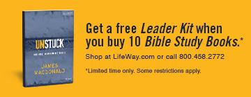 Get a Free Leader Kit slider
