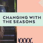 Changing With the Seasons