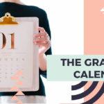 The Gratitude Calendar
