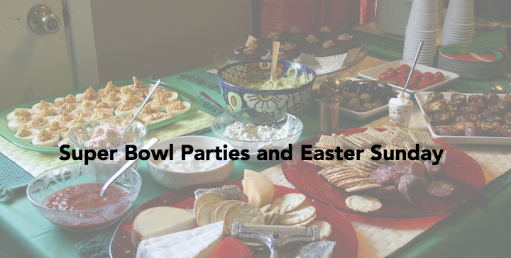 Super bowl parties and easter sunday lifeway pastors super bowl party easter negle Gallery