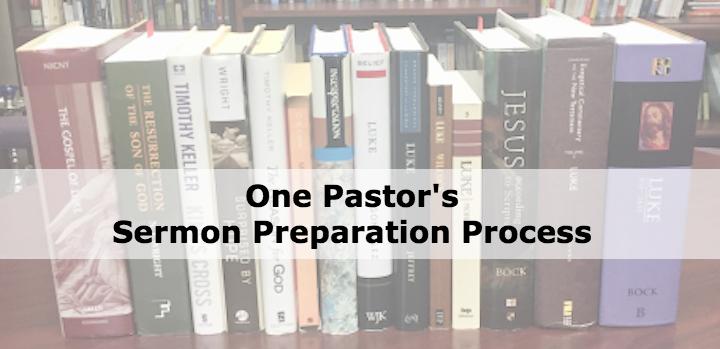 preaching sermon prep