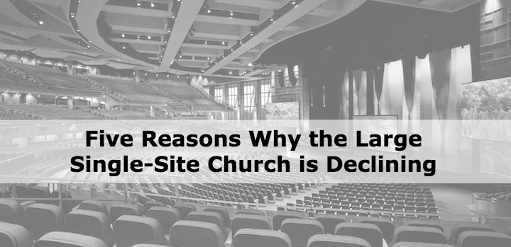 large church single site