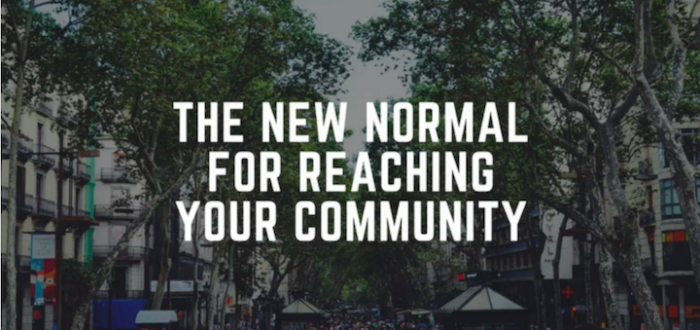 Join Thom Rainer to Learn About the New Normal for Reaching Your Community