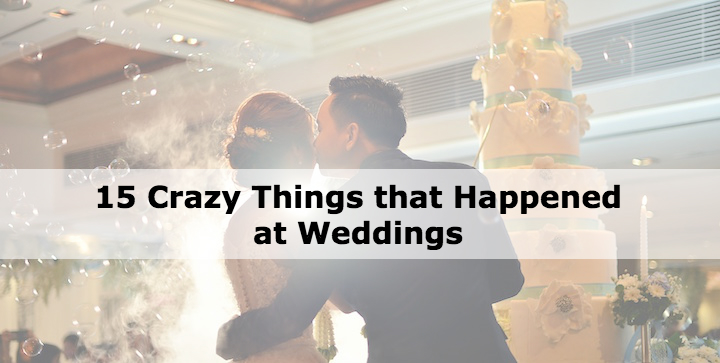 weddings humor