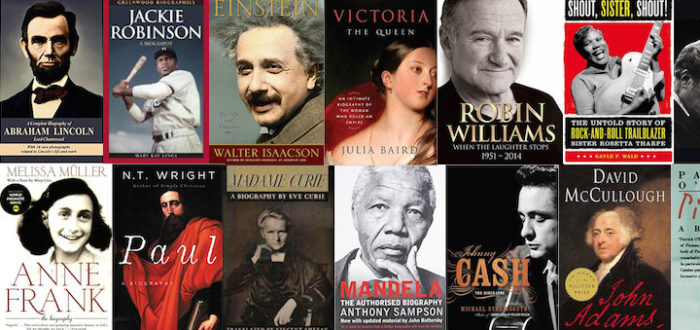 Three Reasons to Read a Biography this Summer