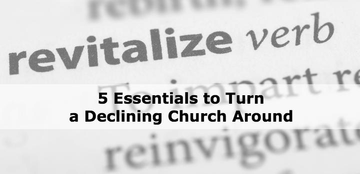 revitalize declining church