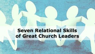 relational skills