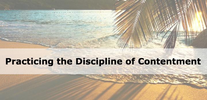 contentment spiritual discipline
