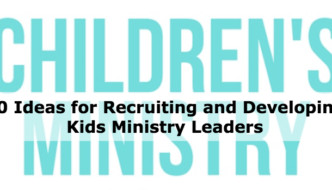 kidsmin kids ministry