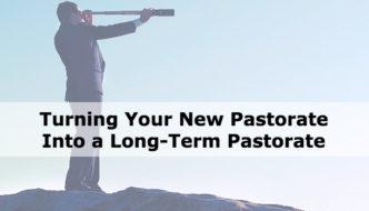 long term pastorate