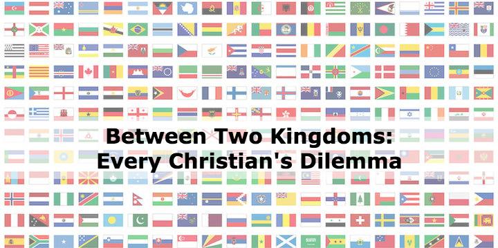 nations flags kingdom of God