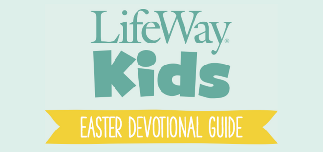 2018 Easter Devotional Guide