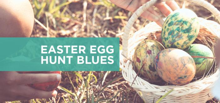 Easter Egg Hunt Blues