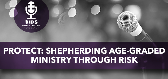 Protect: Shepherding Age-Graded Ministry Through Risk