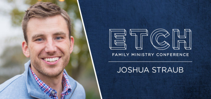 ETCH Spotlight: Joshua Straub