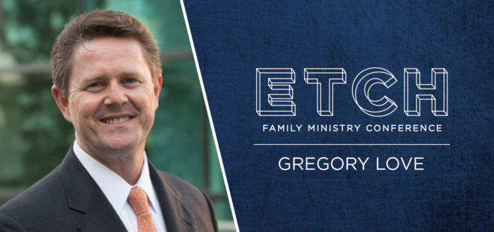 ETCH Spotlight: Meet Gregory Love