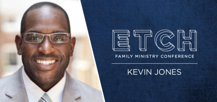 ETCH Spotlight: Kevin Jones