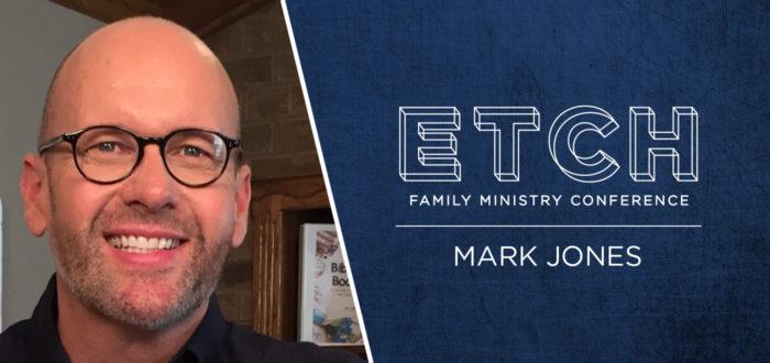 ETCH Spotlight: Meet Mark Jones!