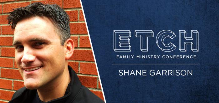 ETCH Spotlight: Shane Garrison
