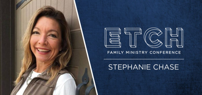 ETCH Spotlight: Stephanie Chase