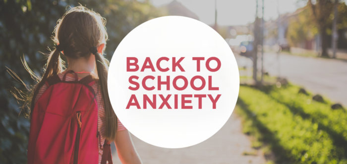 3 Ways the Church can Help Kids with Back-to-School Anxiety