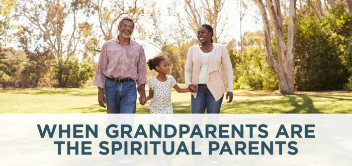 When Grandparents are the Spiritual Parents