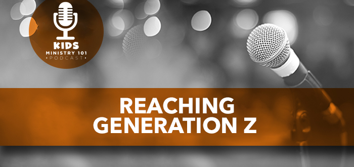 Reaching Generation Z