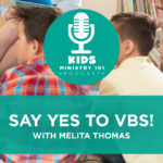 Announcing the 2020 LifeWay VBS Theme - Kids Ministry