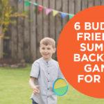 6 Budget-Friendly Backyard Games for Kids