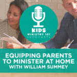 Equipping Parents to Minister at Home
