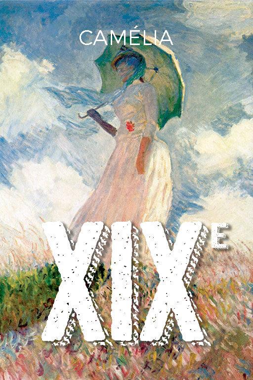 Couverture du Minitopo : Les mouvements artistiques du XIXe