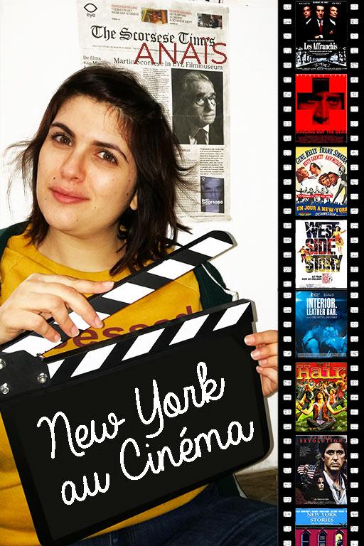 Couverture du Minitopo : New York au cinéma