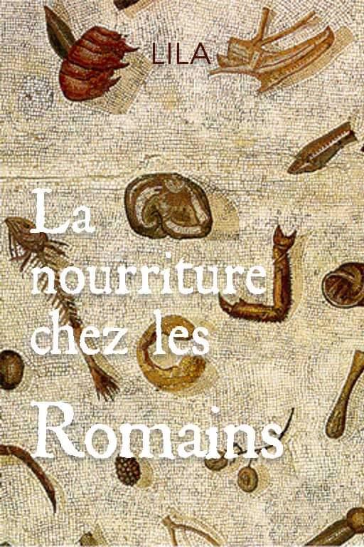 Couverture du Minitopo : La Nourriture chez les Romains