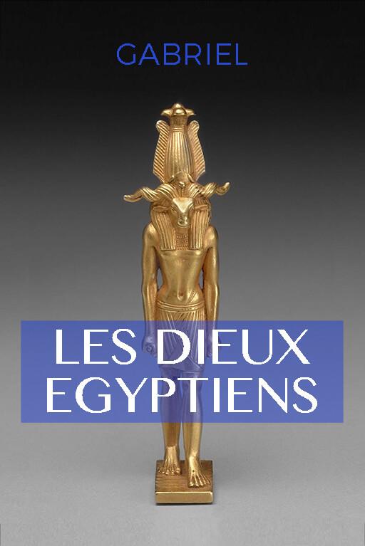 Minitopo - Dieux Égyptiens