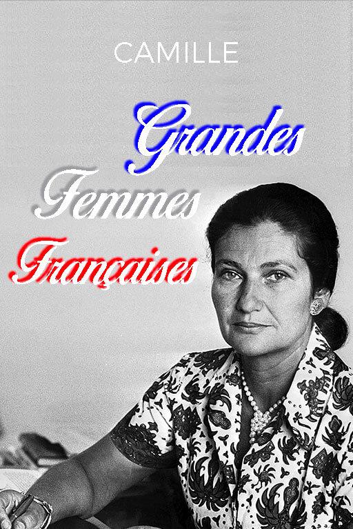 Couverture du Minitopo : De Grandes Femmes Françaises