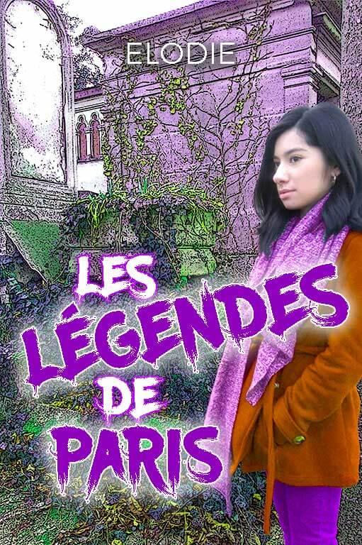 Couverture du Minitopo : Les Légendes de Paris