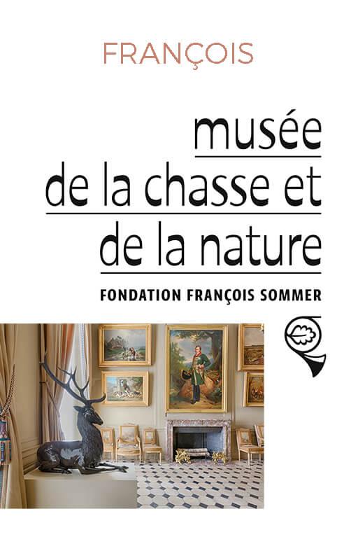 Couverture du Minitopo : Musée de la Chasse et de la Nature