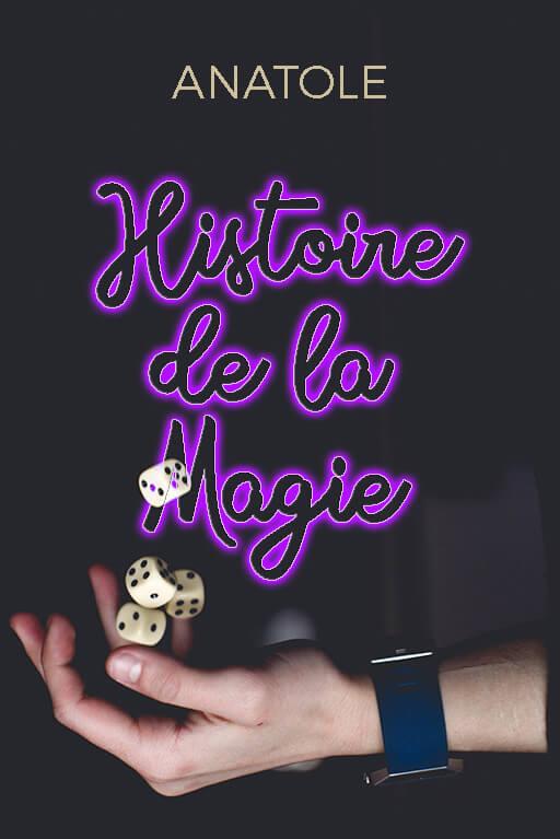 Couverture du Minitopo : L'Histoire de la Magie