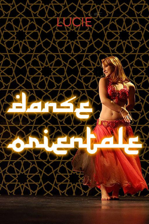 Couverture du Minitopo : Danse Orientale