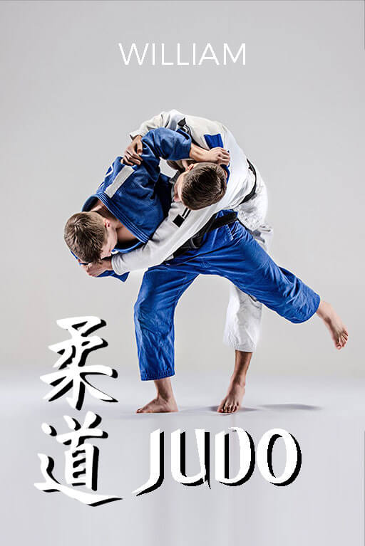 Couverture du Minitopo : Initiation Judo