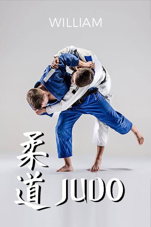 Minitopo - Initiation Judo