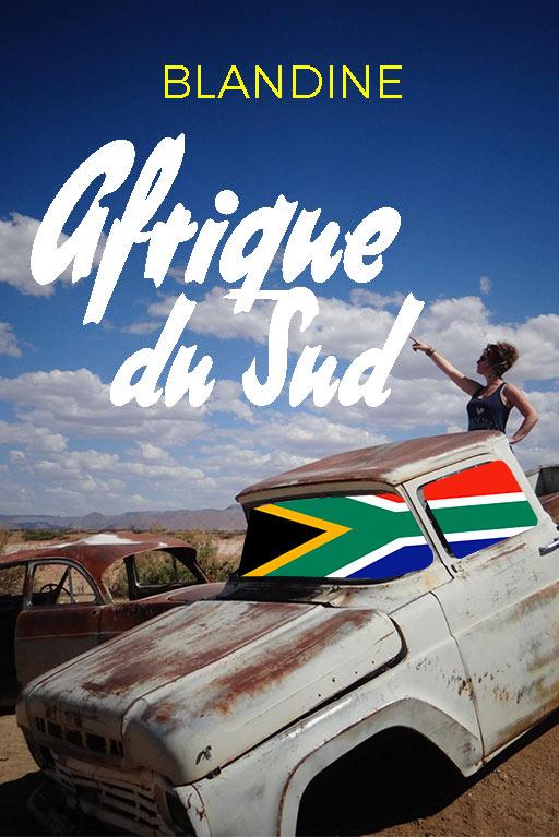 Couverture du Minitopo : Afrique du Sud