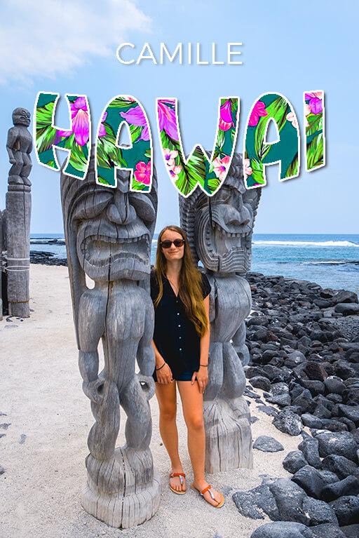 Couverture du Minitopo : Archipel d'Hawaï