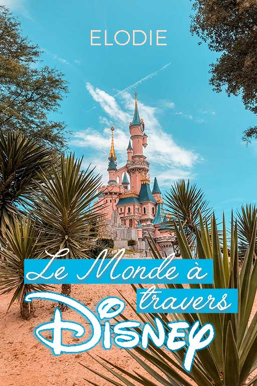 Couverture du Minitopo : Les Cultures à travers Disney