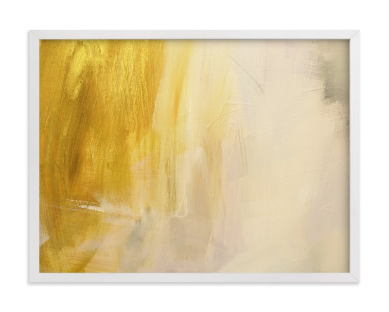 In Gold Wall Art Prints by Nell Waters Bernegger | Minted