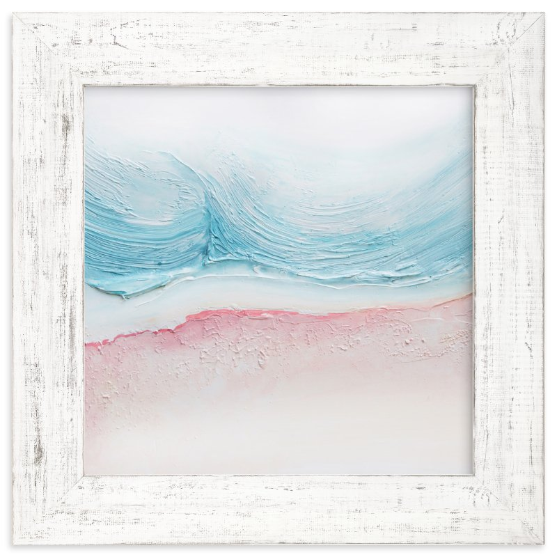 """Coast"" - Limited Edition Art Print by Lucrecia in beautiful frame options and a variety of sizes."